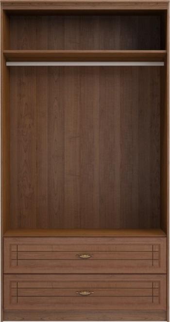 Шкафы с зеркалом   Лондон Шкаф для одежды 2х дверный 17 с зеркалом ef850b1d46e