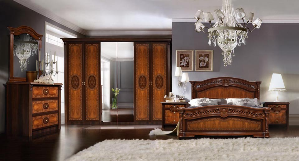 спальни спальня карина 2 модульная